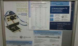 Publicación del Censo electoral provisional del CITIPA
