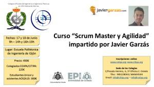 CartelCursoScrumMaster_CITIPA-COIIPA