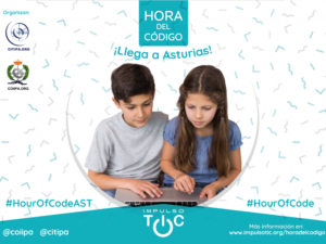 Cartel-Hora-del-Codigo-CITIPA-COIIPA-Impulso-TIC